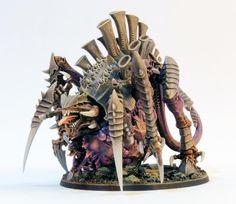 Hive Fleet Titan, Termagants, Tervigon, Tyranids