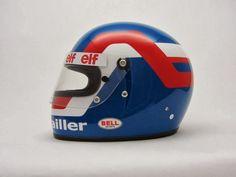 Racing Helmets Garage: RUSH - Bell Star Classic Patrick Depailler ...