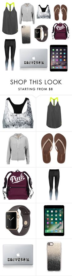 """#ACTIVELIFEGOALS"" by taylorjacobs27 ❤ liked on Polyvore featuring Koral, NIKE, rag & bone, Aéropostale, Vinyl Revolution and Casetify"