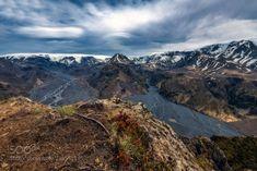 Formed by Fire (Daniel Herr / Aschaffenburg / Germany) #Fujifilm X-T1 #landscape #photo #nature