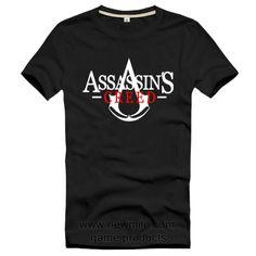 Good Assassin's Creed Short Tee for Sale www.newmilo.com/