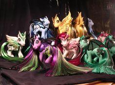 Gothic Ponies