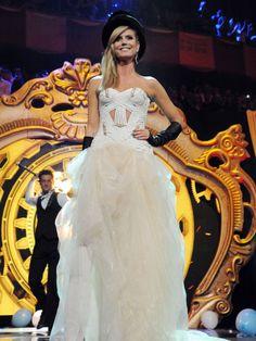 Heidi Klum - EMA's 2012