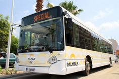 Noted: New Logo and Identity for Palm Bus by Sylvain Boyer