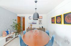 Dining room - 100m² apartment