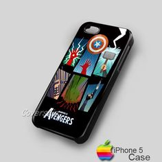 The Avengers Symbol strength iPhone 5 Case we provided made from durable plastic with uniqueand Creative design, #phonecase #iphone5 #iphone5cover #Avengers