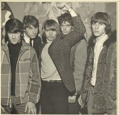 The Yardbirds, 1966 (with Jeff Beck)