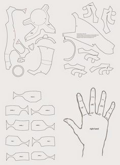 Dali-Lomo: Iron Man Hand DIY with cereal box (free PDF template) Iron Man Cosplay, Cosplay Diy, Iron Man Helmet, Iron Man Suit, Iron Man Armor, Iron Man Pepakura, Ultron Wallpaper, Iron Man Hand, How To Make Iron