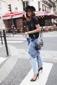 CROP FLARE - Les babioles de Zoé : blog mode et tendances, bons plans shopping, bijoux