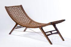 14 espreguiçadeiras e chaises com bossa - Casa Vogue | Móveis