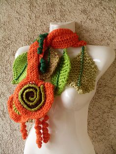 scrumble scarf