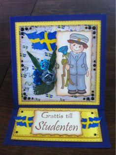 ThereseS Kort o Gott: Student kort