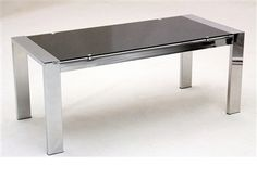 Was £149.99 Now £119.99 The Kensington Coffee Table is made with a bright chrome frame and sublime black glass table top. Manufactured to high quality specifications the table is solid and very reliable. Up to 70% discount on selcted items. Spend over four hundred and fifty pound and get an extra 5% off. Use discount code PINT5