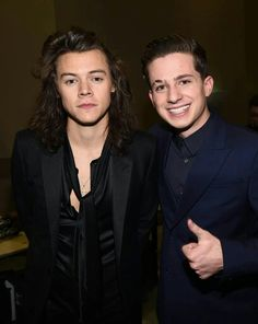 Harry Styles & Charlie Puth
