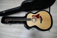 Taylor GA4 Ovangkol/Spruce Grand Auditorium Acoustic | 16jt Acoustic Guitars, Auditorium, Musical Instruments, Classic, Music Instruments, Derby, Acoustic Guitar, Classical Music