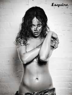 Rihanna - Esquire UK December 2014