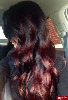 Gorgeous, styles like this make me want to grow out my hair, but I'm so impatient with it!!