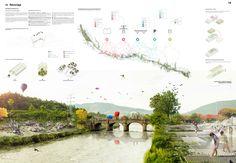 Primer Lugar Concurso Público Internacional de Anteproyectos Parque del Río en la ciudad de Medellín,Lámina 16. Image Courtesy of Equipo Primer Lugar