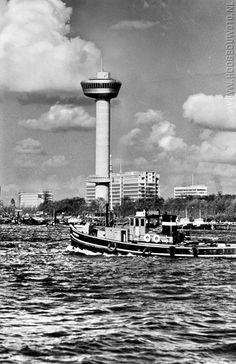 op foto's - Page 17 - SkyscraperCity Rotterdam, Paradise On Earth, Carl Sagan, Cn Tower, Seattle Skyline, Dutch, Van, Black And White, History