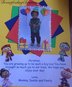 Sprout Birthday Card