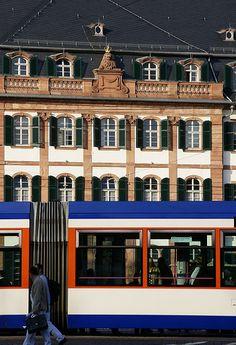 Darmstadt, Luisenplatz, Kollegienhaus