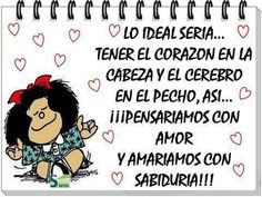Andújar y Cossío. The Words, Mafalda Quotes, Me Quotes, Funny Quotes, Good Morning Good Night, Spanish Quotes, Favorite Quotes, Quotations, Inspirational Quotes