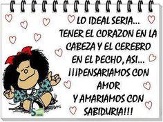 Imágenes de Preocupación Con Frases | Mafalda Para Tarjeta De Felicitacion | Fotos para Facebook | Portadas ...