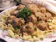 Skinny Swedish Meatballs