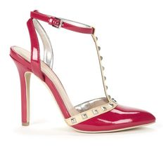 Teaberry shoes