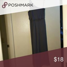 Adrianna Papell one shoulder gown size 8 Size 8, gray Adrianna Papell Dresses One Shoulder