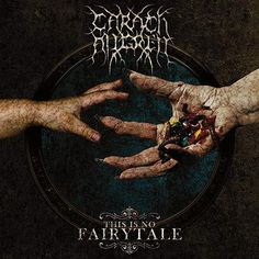 """Carach Angren, This is no Fairytale, Season of Mist, 2015   voto 6   Recensione canzone per canzone dell'album Symphonic Black Metal di Seregor: da """"Once upon a Time"""" a """"Tragedy Ever After""""."""