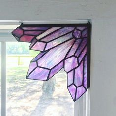 "Gefällt 7,702 Mal, 58 Kommentare - Home Sweet Hell  (@homesweethell) auf Instagram: ""Stained glass by @missnikgreen """