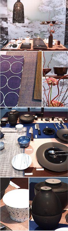 Interieur Farbtrends für 2014 / Photos © Angela Schiewer