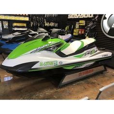 Good looking pair of jet skis for sale look for them on