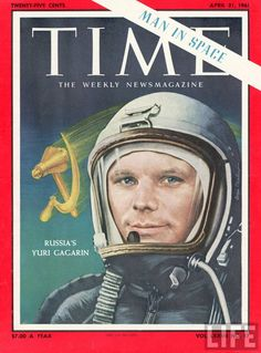 USSR in American Magazine Covers