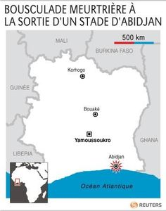Bousculade  la sortie d'un stade d'Abidjan, 60 tus - http://www.andlil.com/bousculade-la-sortie-dun-stade-dabidjan-60-tus-67902.html