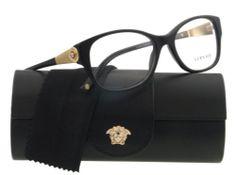 New Versace Eyeglasses ve Black Versace Eyewear, Versace Eyeglasses, Future Eyes, Captain Underpants, Sunnies, Sunglasses, Longchamp, Eye Candy, Fashion Accessories