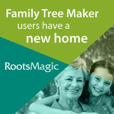 RootsMagic offers an Upgrade for Family Tree Maker Users, including a Free Book and Magic Guides