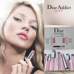 FREE! Dior ADDICT LIP MAX & LIP GLOW sample PINK Brand new! Buy separately or take it for free with a purchase of $30 or more from my closet. Please let me know you would like this sent with your order! Thanks for shopping my closet!  Sephora Makeup Lip Balm & Gloss