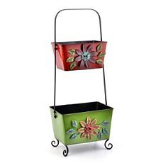 Magazine Stand (would make darling planter)