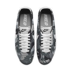 Nike Cortez iD grey camo