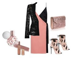 """Bez naslova #258"" by diamond793 ❤ liked on Polyvore featuring Giuseppe Zanotti, Mulberry, Moschino and Jimmy Choo"
