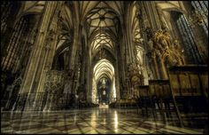 Stephansdom Cathedral, Vienna - Amazing