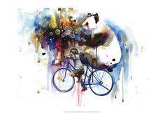 Pandabike!