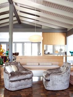living room. photo by CatherineLedner via Desire to Inspire