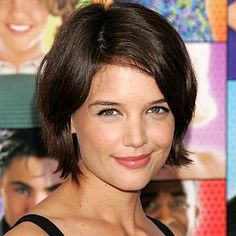Katie Holmes Hairstyles and Haircuts | Daily Hairstyles – New ...