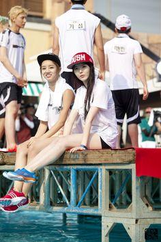 Girl's Day HyeRi and DalShabet Serri