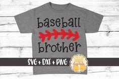 One Rad Dad - Father's Day SVG (Graphic) by CheeseToastDigitals · Creative Fabrica Baseball Shirts, Baseball Crafts, Silhouette Designer Edition, Dad Birthday, One Design, Happy Fathers Day, Design Bundles, Design Crafts, Brother