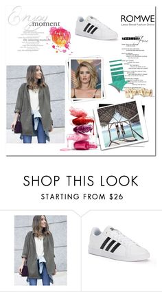 """""""Untitled #7"""" by sanela-3-992 ❤ liked on Polyvore featuring Whiteley, adidas and GALA"""