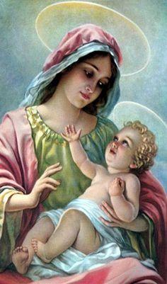Mary and child | Flickr: Intercambio de fotos